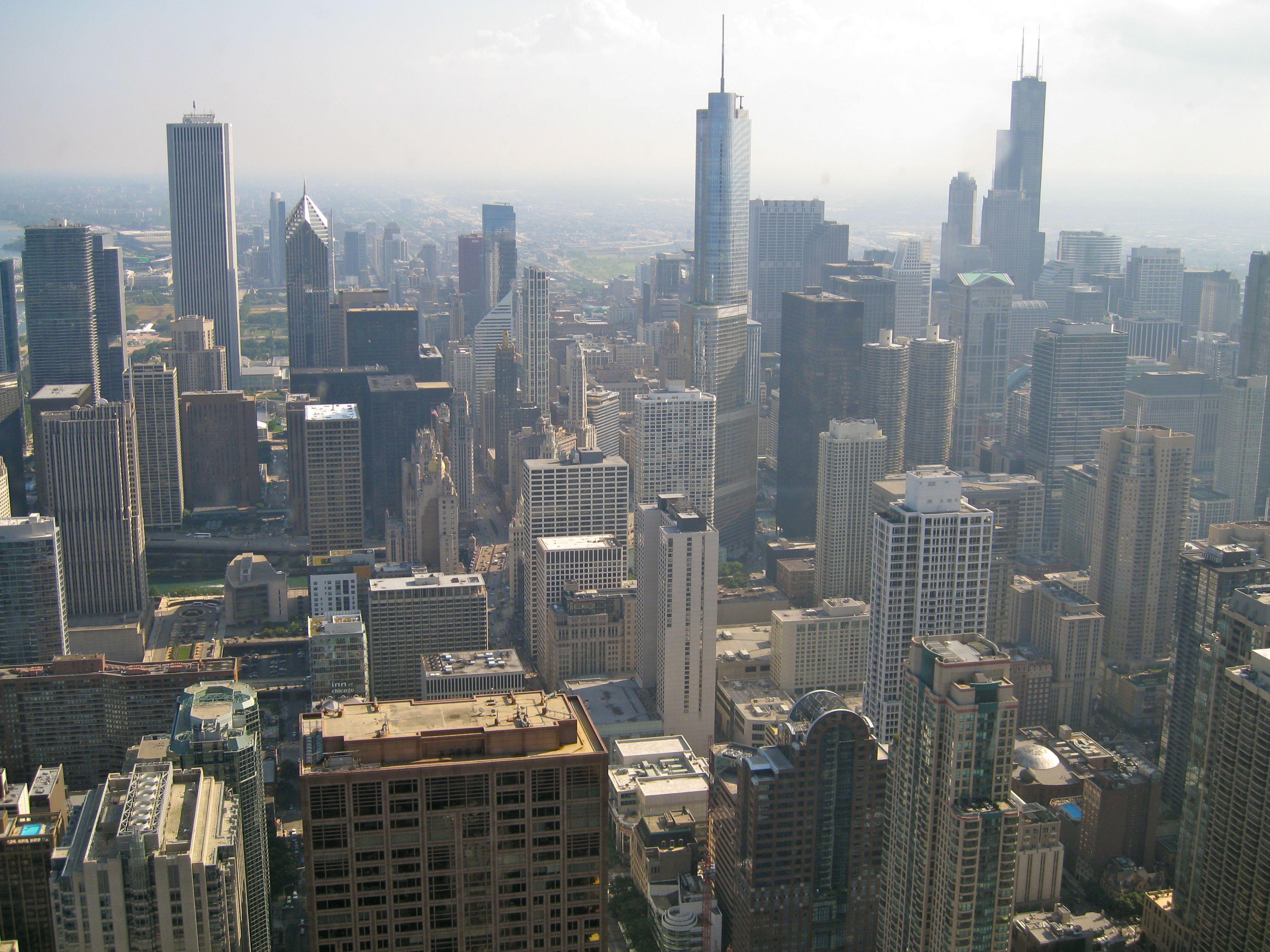 Chicago, Chicago…