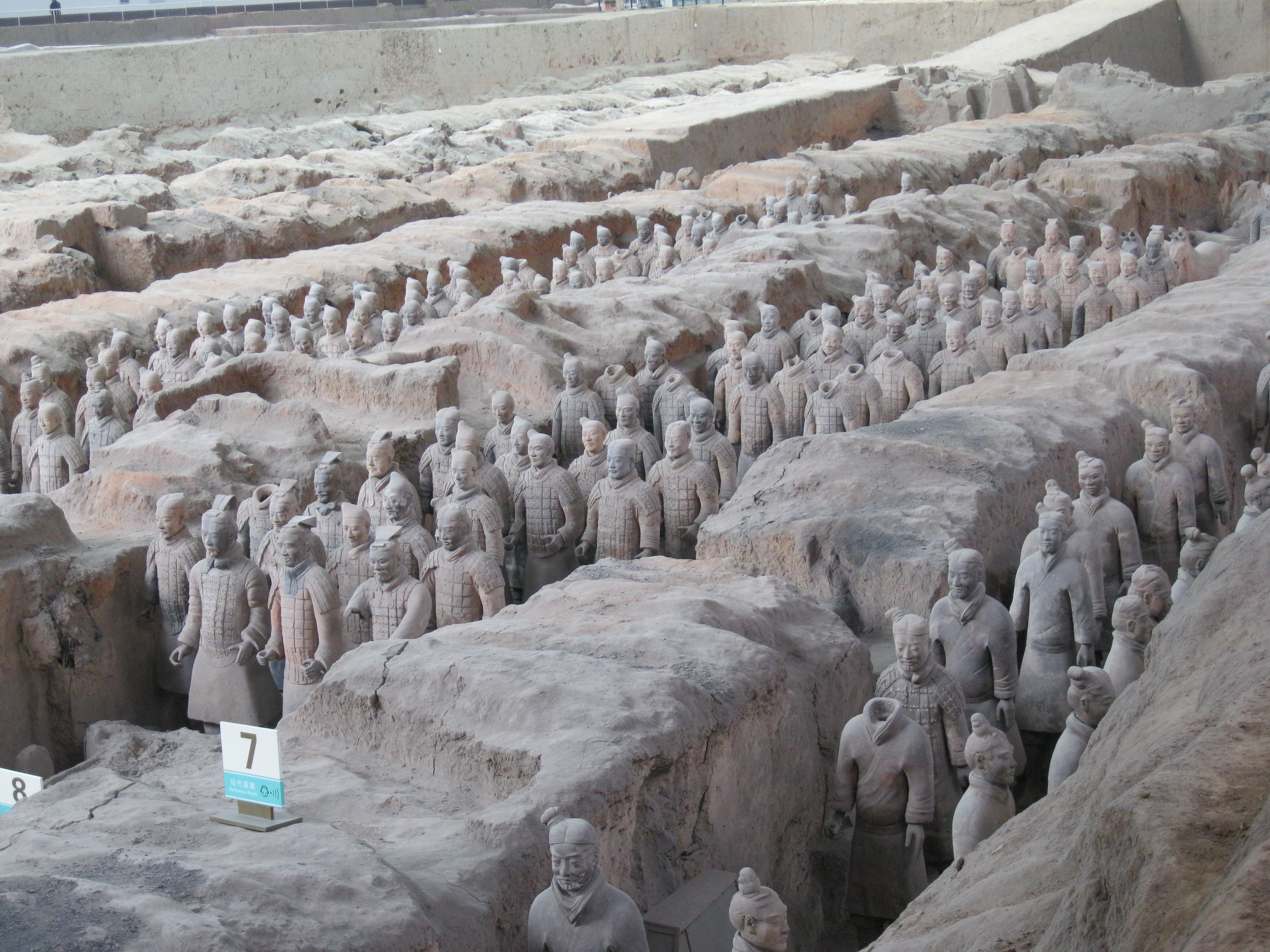 The Terracotta Army of Xi'an | Where is Yvette?