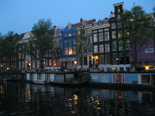 amsterdam-twilight