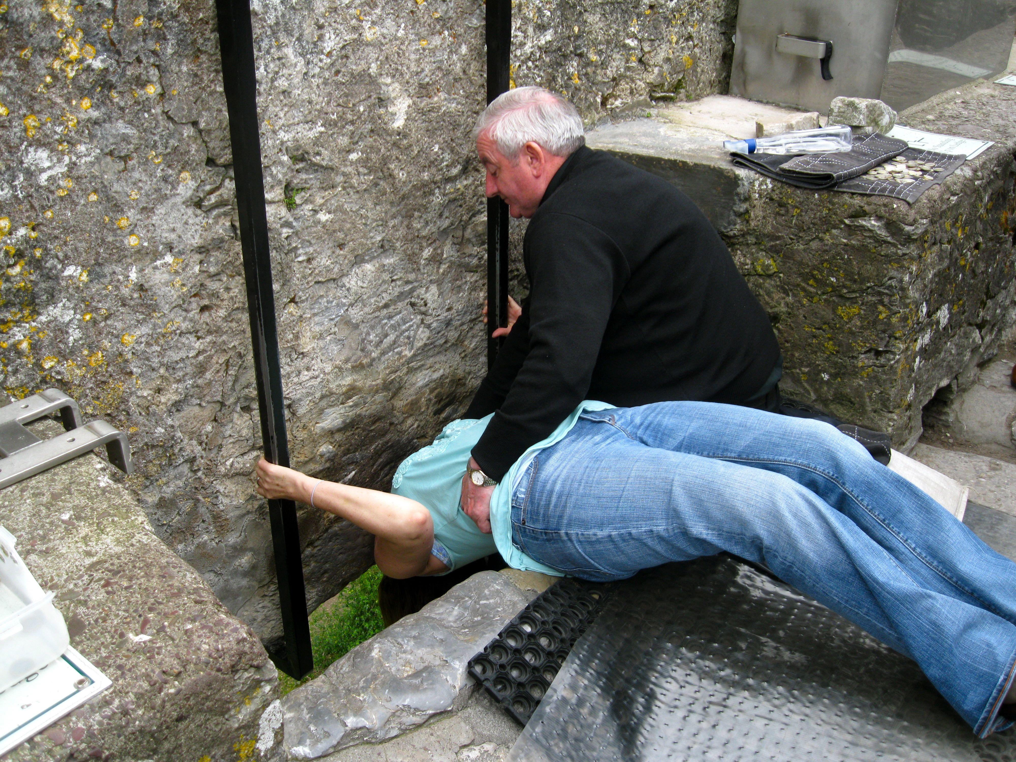 Rtw 2 where is yvette for The blarney
