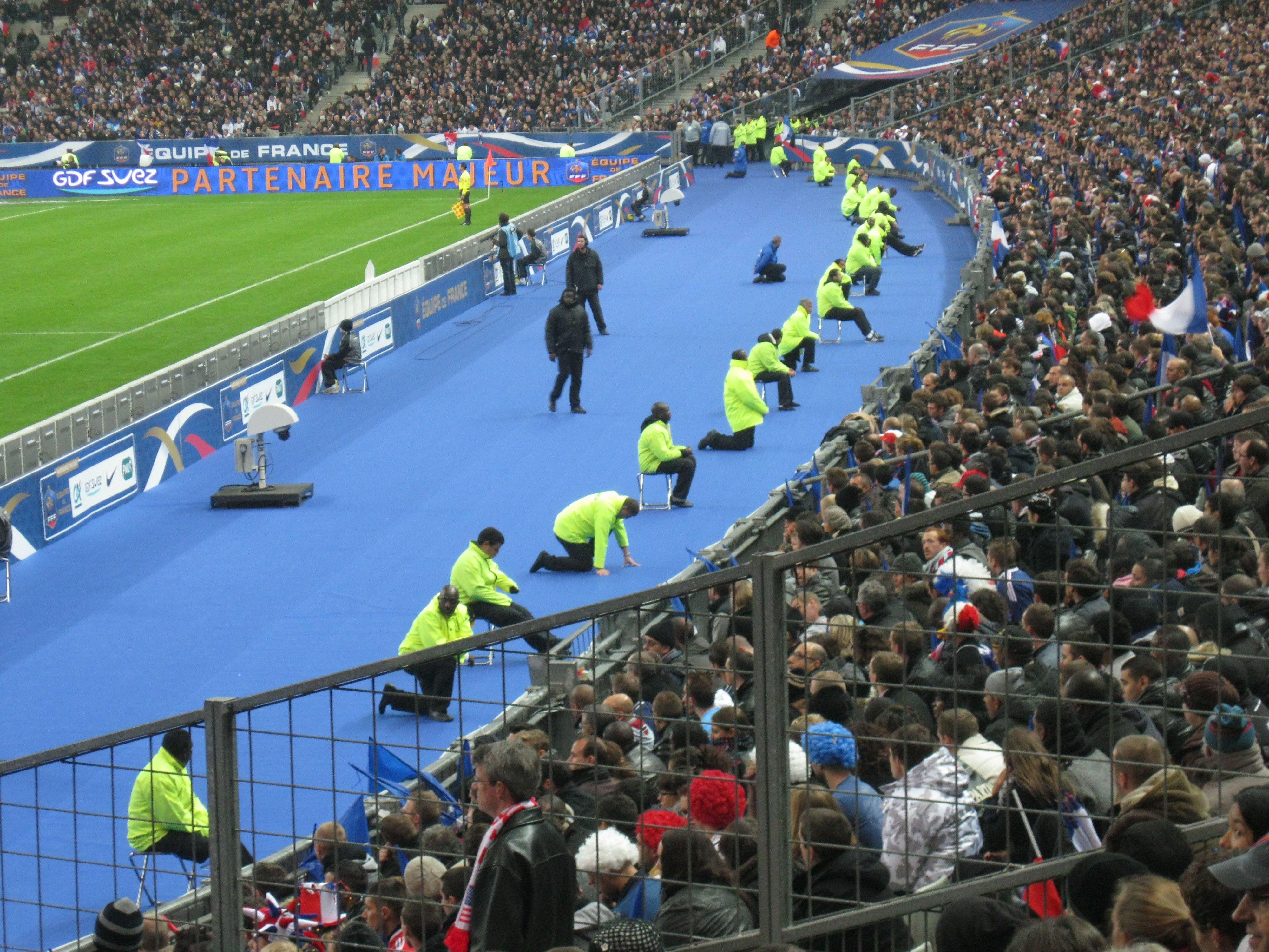 Stadium Jacket Soccer