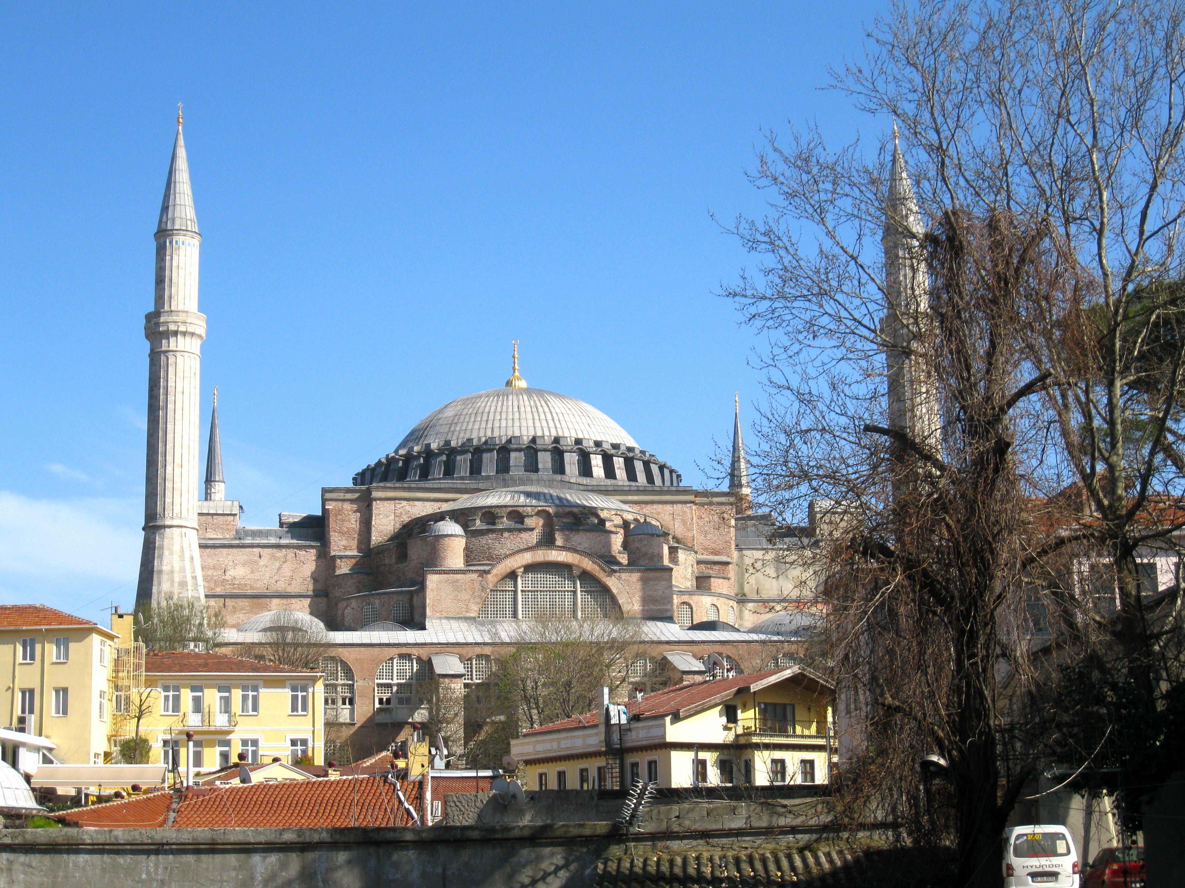 Hagia Sophia | Where is Yvette?