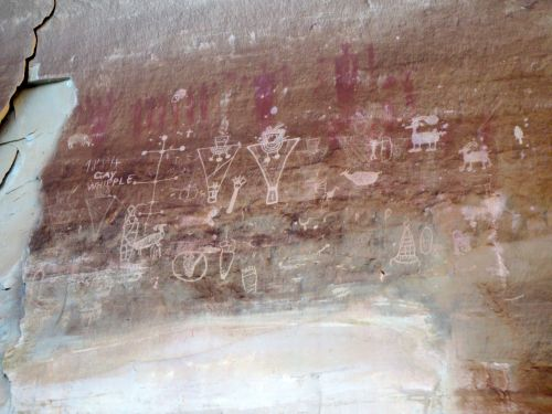 fremont-indian-petroglyphs