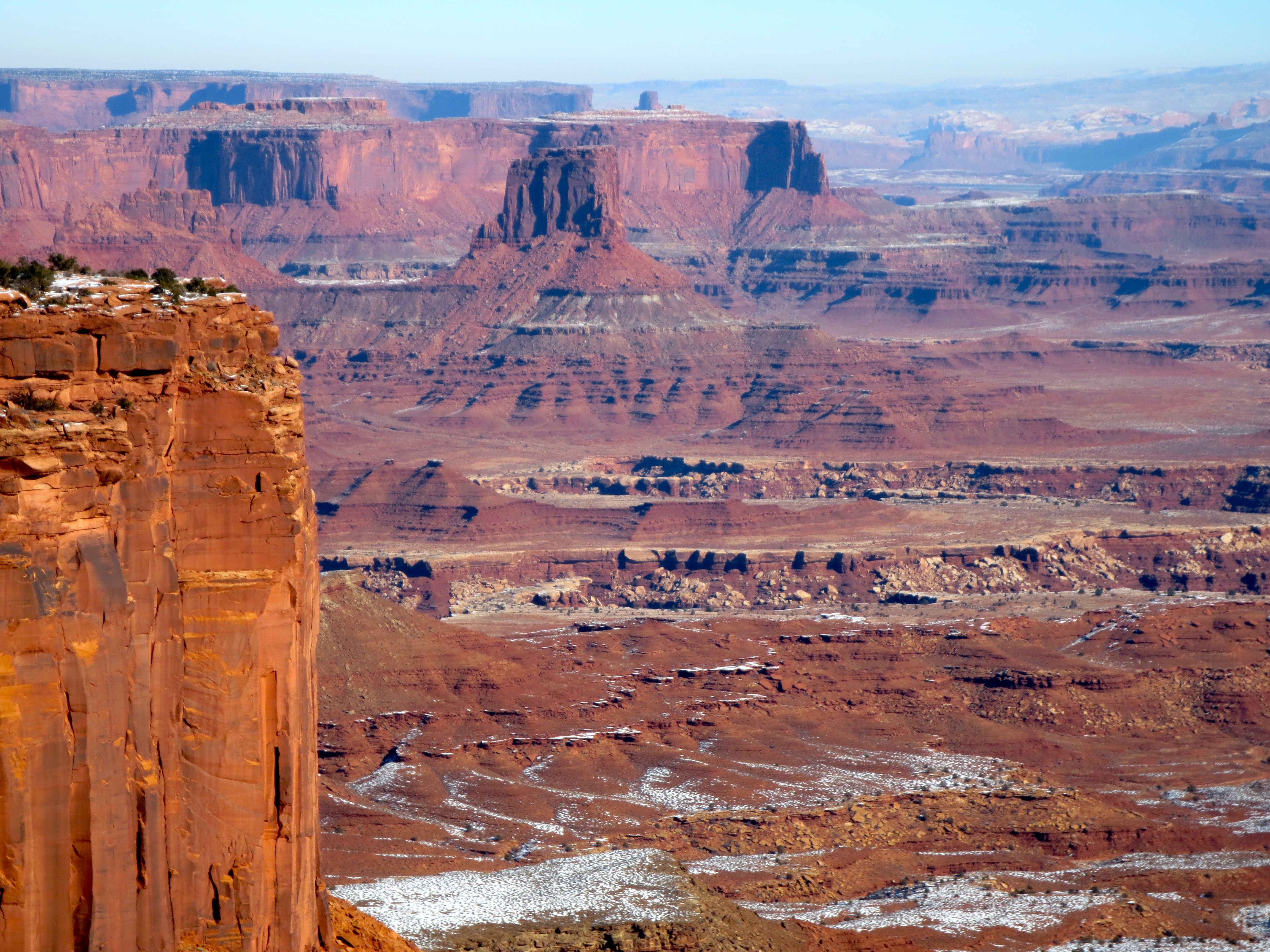 Island In The Sky Canyonlands Weather