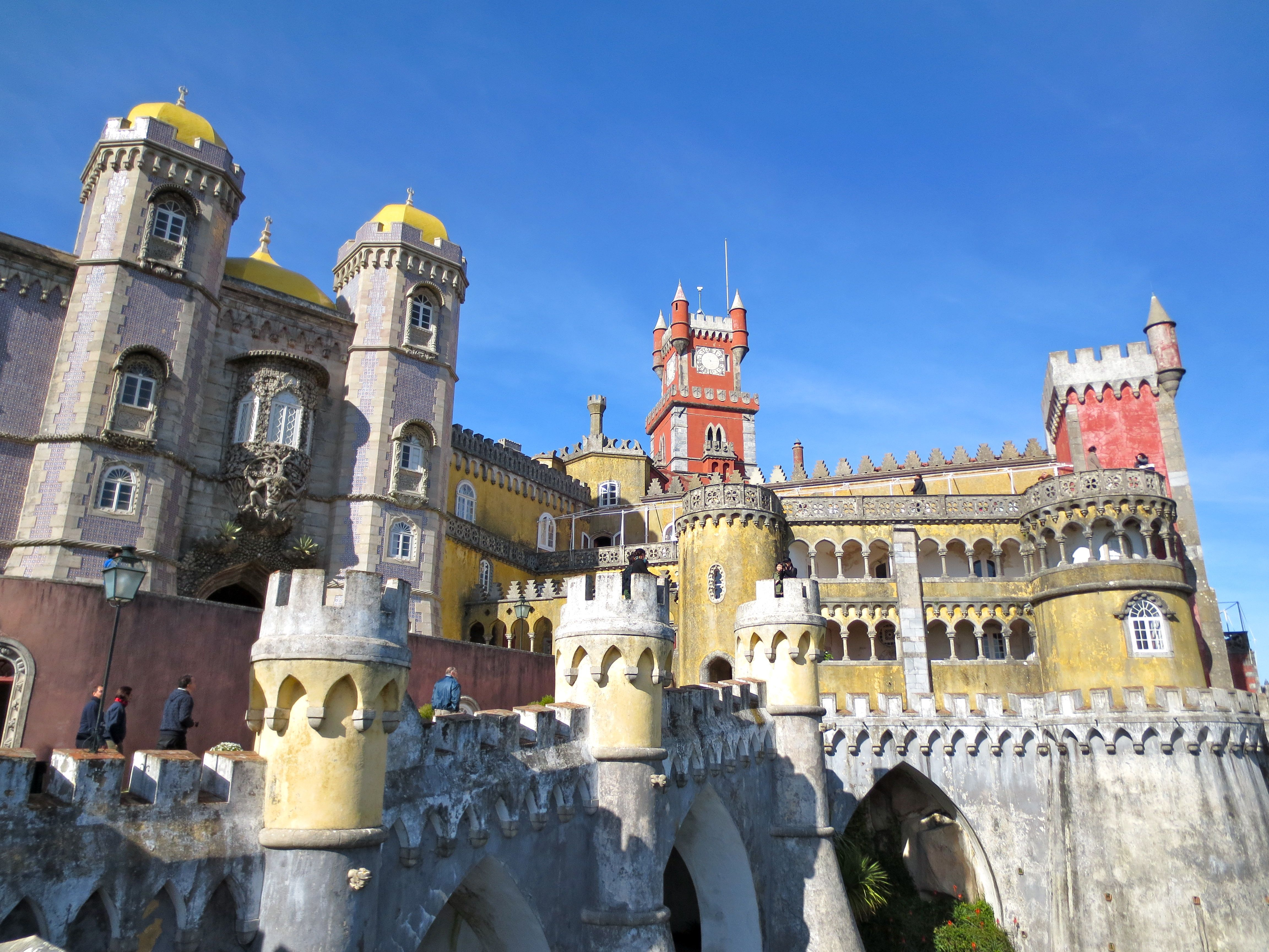 And Holy Hell Everyone Is Right You Must Go To Sintra The Town