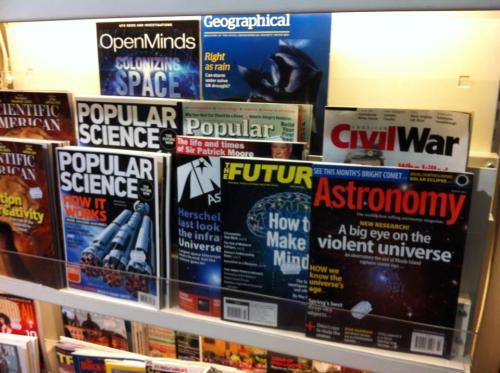science-magazines