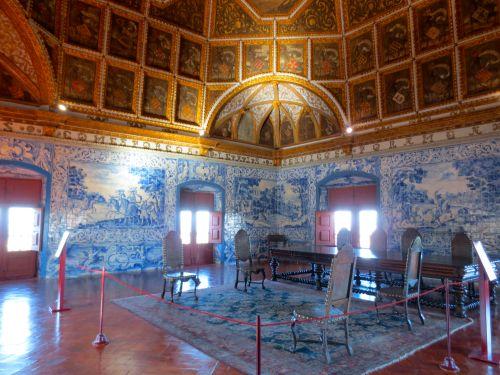 sintra-palace-inside