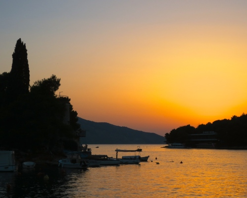 croatian_sunset