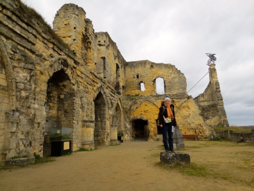 Valkenburg Castle- the only castle built on a hill in the Netherlands